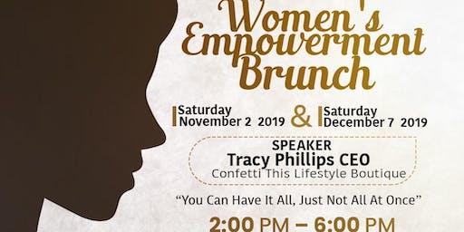 Women's Empowerment Brunch