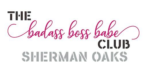 SHERMAN OAKS Monthly Mixer