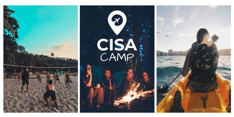 CISA CAMP 2019 tickets
