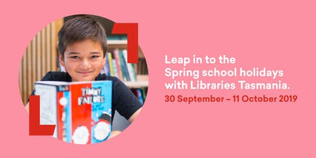 School Holiday Program Make a Herb Garden with Bunnings @ Glenorchy Library tickets