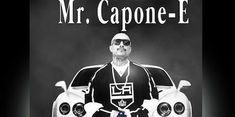 Mr. Capone E live Saturday Sept 28th@Dive Bar All Ages tickets