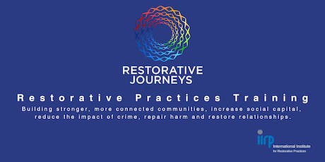 Restorative Practices Training | Melbourne 18 - 20 February 2020 tickets