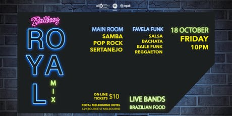 Royal Mix // Botecos tickets