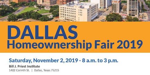 Dallas Homeownership Fair 2019