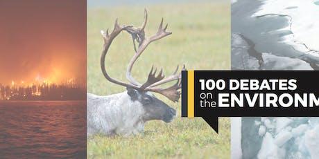 100 Debates on the Environment - Ottawa-Vanier Riding tickets