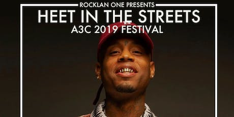 Posa Performing Live | Heet In The Streets  - A3C 2019 Festival tickets