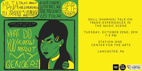 Skill-sharing/Talk on Trans* Experiences in the Music Scene tickets