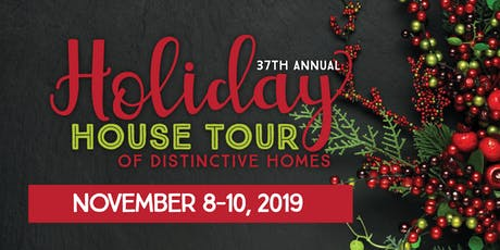 Junior League Holiday House Tour 2019 tickets