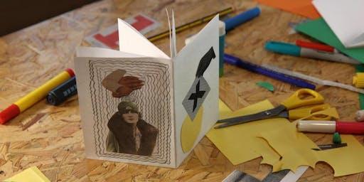 Badgerdog Workshop @ TX Teen Book Fest: Zine Making