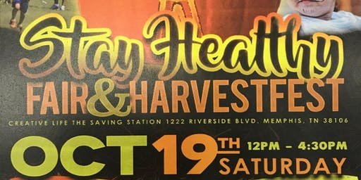Stay Healthy Fair & HarvestFest