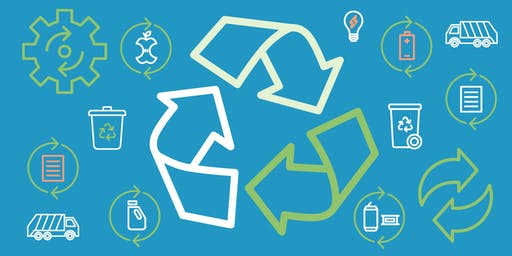 Reduce Repair Reuse Recover Recycle – definitely not a waste of time