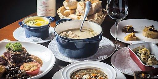 Taste The World - French Cuisine