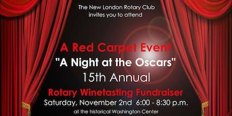 New London Rotary Club 15th Annual Winetasting Fundraiser tickets