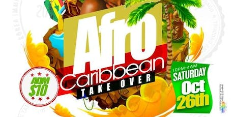 Afro-Caribbean Take Over tickets