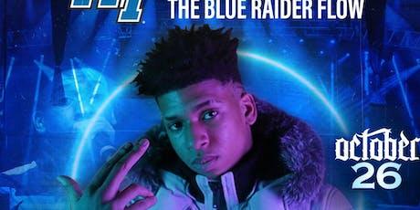 Blue Raider Flow tickets