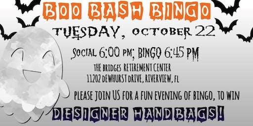 Boo Bash Bingo (Win Designer Handbags)