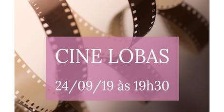 Cine Lobas - Set/19 ingressos