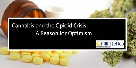 Cannabis and the Opioid Crisis: A Reason for Optimism tickets