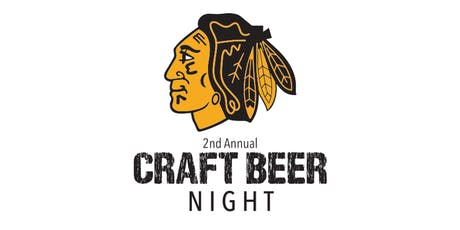 2nd Annual Toms River Blackhawks Craft Beer Night tickets