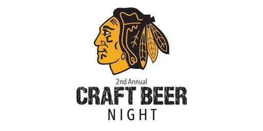 2nd Annual Toms River Blackhawks Craft Beer Night