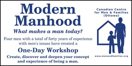 Discovering the Modern Man - Workshop tickets