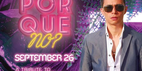 Marc Anthony Tribte by Gio Beta Thursday Sept 26th @ Copper Blues Droral tickets