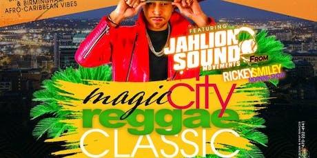 Magic City Reggae Classic  tickets