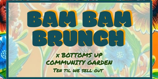 BAM BAM POP-UP BRUNCH