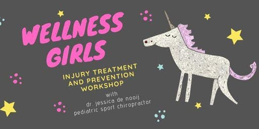 Wellness Girls: Sports Injury Treatment + Prevention Workshop (Age 7-12)