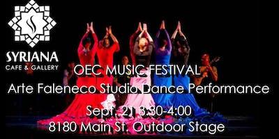 Flamenco Dance Performance- OEC Music Festival 2019