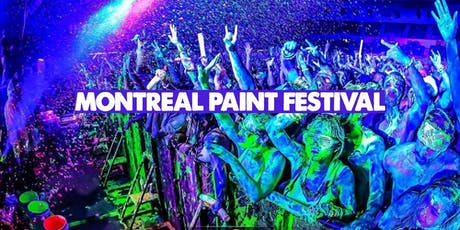 MONTREAL PAINT FESTIVAL | SAT OCT 12 tickets