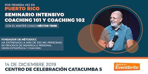 Coaching 101 y Coaching 102