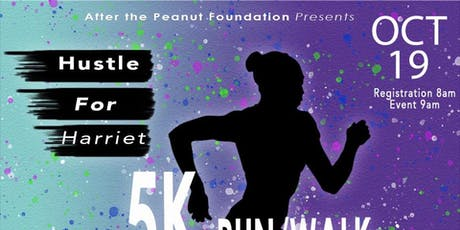 3rd Annual Hustle for Harriet tickets