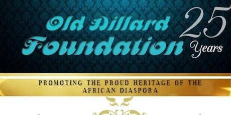 OLD DILLARD FOUNDATION Anniversary  - 25  years & still going strong! tickets