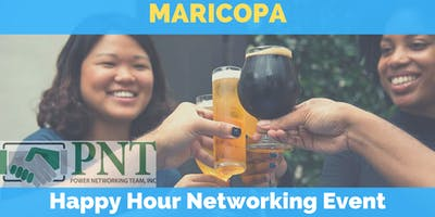 10/21/19 – PNT Maricopa Chapter – Happy Hour Small Business Networking Event