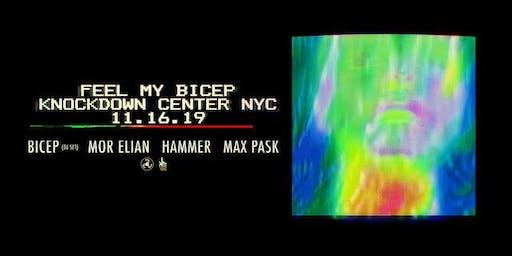 Feel My Bicep: Bicep [DJ set] / Mor Elian / Hammer / Max Pask