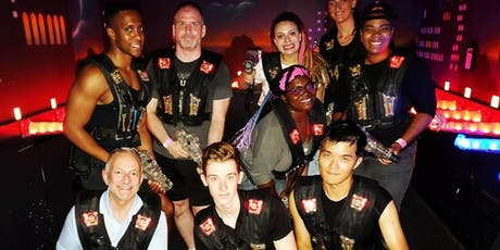 Gazer Tag - Unlimited Laser Tag and Bowling Party tickets