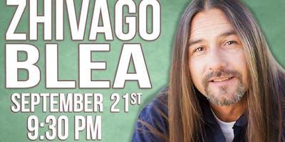 VICTORIA PARRA GL - ZHIVAGO BLEA at Comedy Palace - Gold Room 9/21 - 9:30 pm