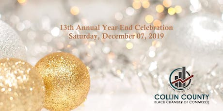 13th Annual Year End Celebration tickets