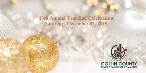 13th Annual Year End Celebration