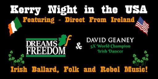 Kerry Night in the USA