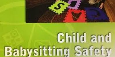 Child and Babysitting Safety Course