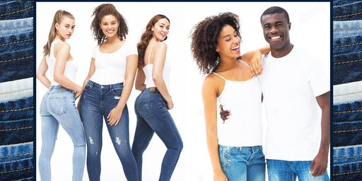 Denim and White Comedy Show & Dinner Party !
