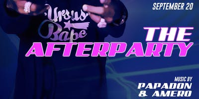 The Afterparty (ICON FRIDAYS)