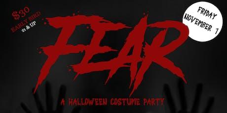 FEAR tickets