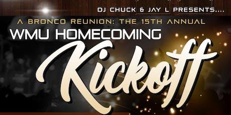 A Bronco Reunion: The 15th Annual WMU Homecoming Kickoff Alumni Meet & Greet tickets