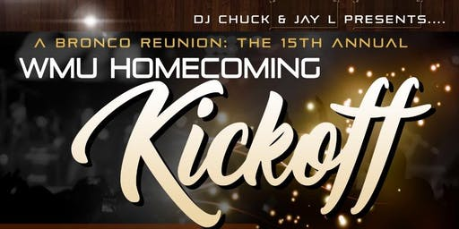 A Bronco Reunion: The 15th Annual WMU Homecoming Kickoff Alumni Meet & Greet