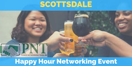 10/22/19 PNT Scottsdale Chapter - Happy Hour Networking Event tickets