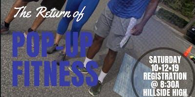 Pop-Up Fitness!!