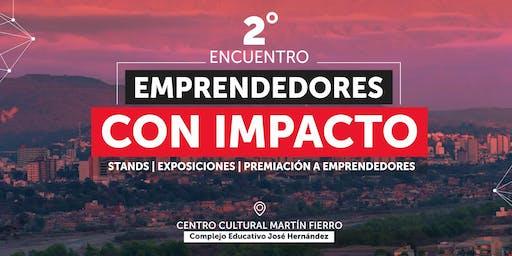 Encuentro de Emprendedores con Impacto